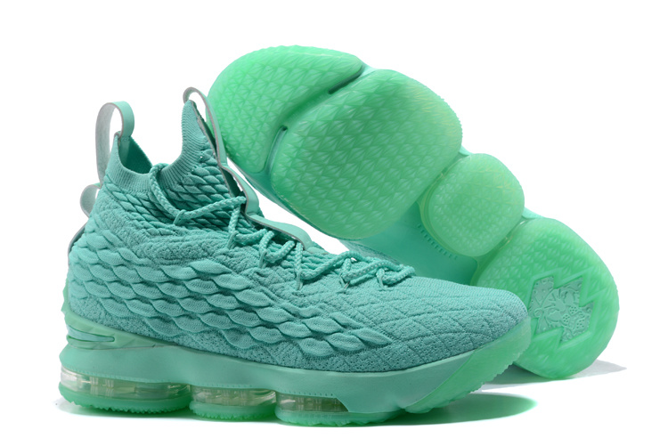 Cheap Nike LeBron 15 Mint Green For Sale