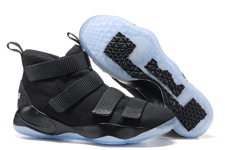 Cheap Nike LeBron Soldier 11 Prototype Basketball Shoes For Sale