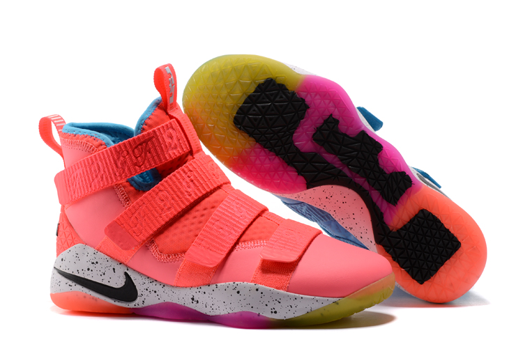 Cheap Nike LeBron Soldier 11 What The PE For Sale