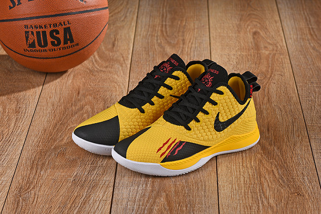 Cheap Nike Lebron Witness 3 Yellow Black Red White