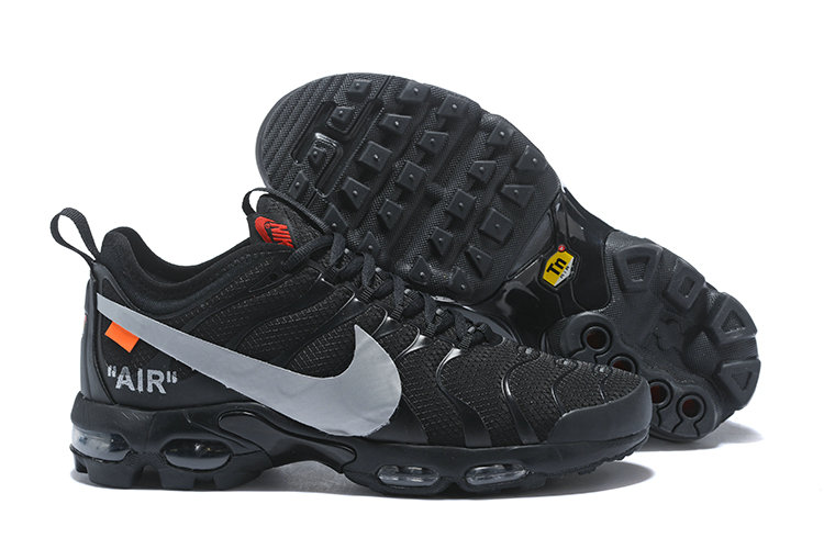 New 2018 Nike Nike OFF-WHITE Cheap x The 10 Air Max Plus TN Ultra Black