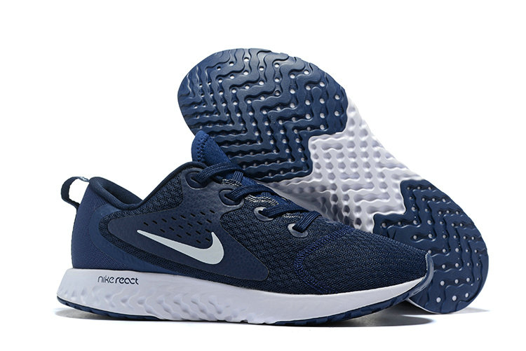 Cheap Nike Odyssey React Navy Blue White