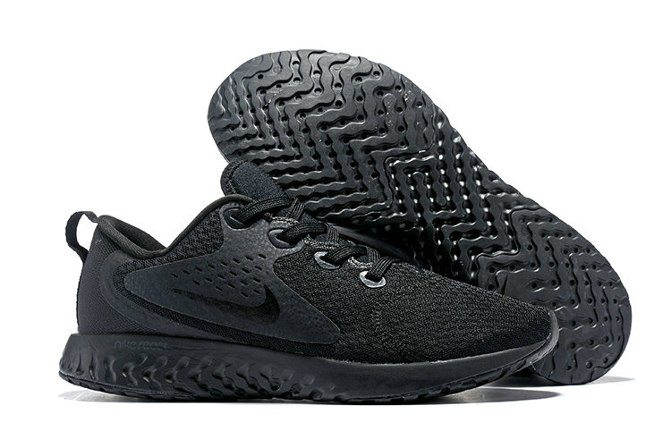 Cheap Nike Odyssey React Triple Black