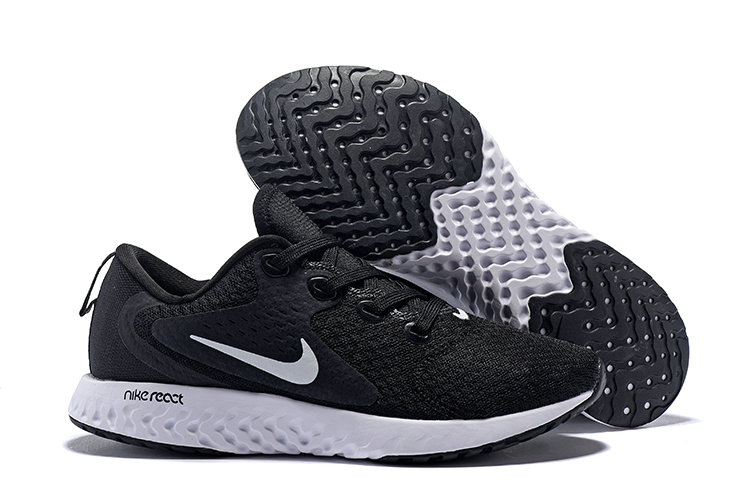 Cheap Nike Odyssey React White Black