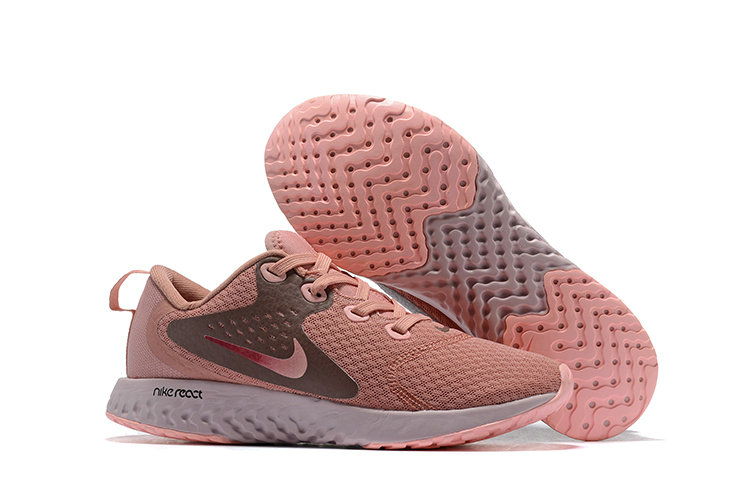 Cheap Nike Odyssey React Womens Rose Gold White