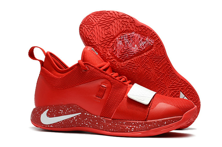 Cheap Nike PG 2.5 China Red White