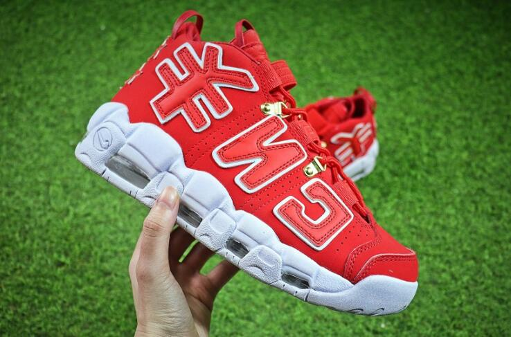 Cheap Remade x K.YEE Custom Nike Air Uptempo CNY Chinese New Year For Sale