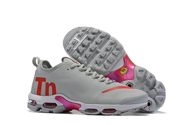 Cheap Womens Air Max Plus TN Ultra SE Grey Red Purple