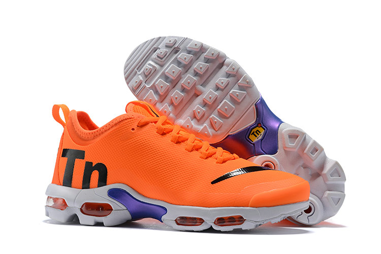 Cheap Womens Air Max Plus TN Ultra SE Orange Black Blue White