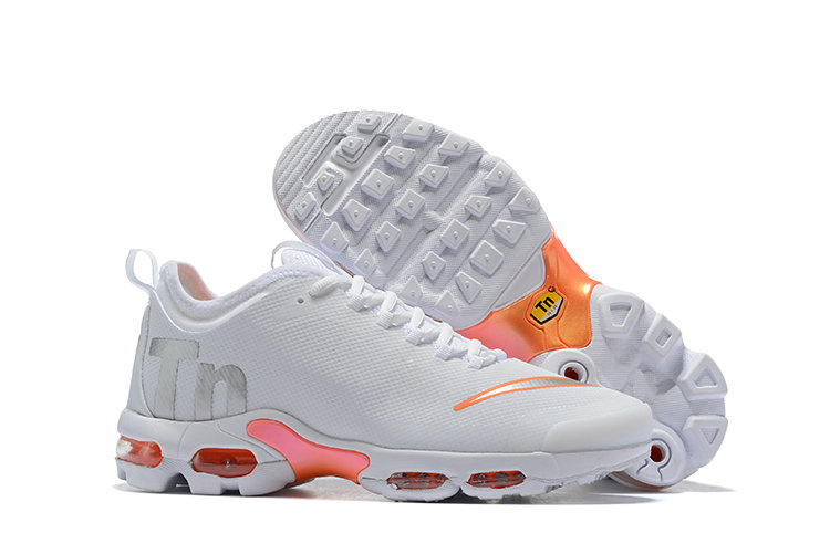 Cheap Womens Air Max Plus TN Ultra SE Orange White Orange