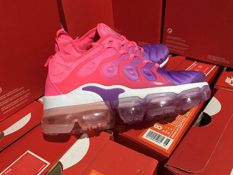 Cheap Womens NikeLab Air VaporMax Plus Pink Purple White