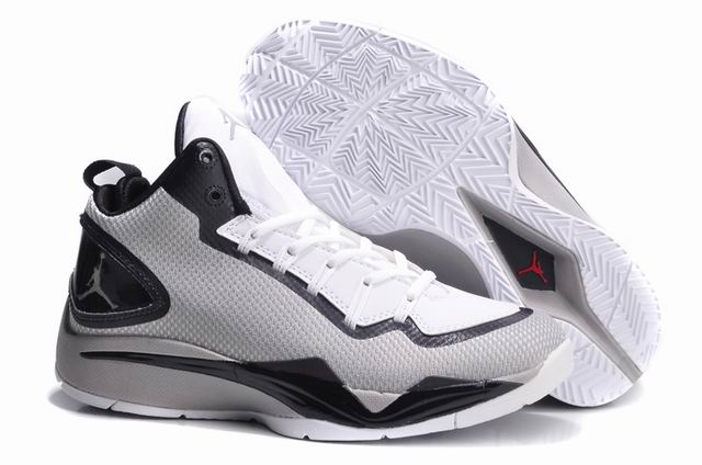 Jordan Super.Fly 2 PO Wolf Grey White Black For Sale