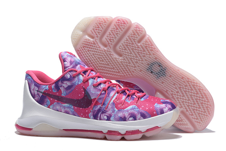 KD 8 Aunt Pearl Vivid Pink Black-Phantom 2016 For Sale