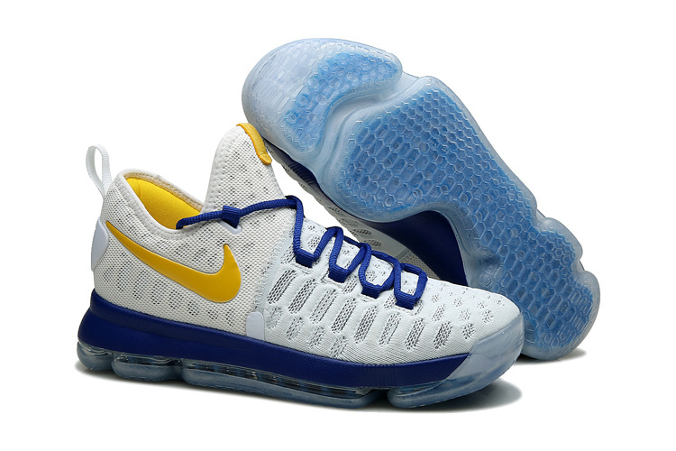 KD 9 iD Golden State Warriors 2016 For Sale