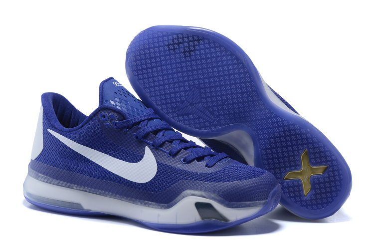 Kobe 10 Royal Blue For Sale