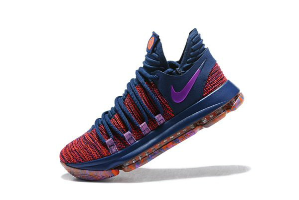 Cheap Mens Nike KD 10 All-Star Ocean Fog Fuchsia Blast-Hyper Crimson 897817-400