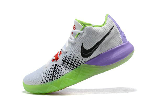 Cheap Mens Nike Kyrie Flytrap White Black Red Purple Green Shoes Free Shipping