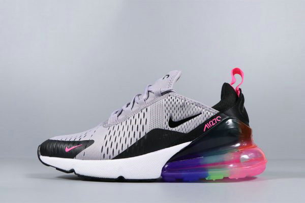 Cheap Mens and WMNS Nike Air Max 270 Be True Multi-Color AR0344-500 Free Shipping