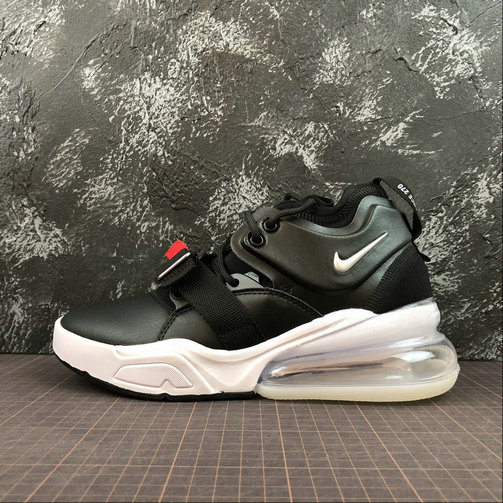 Cheap NIKE AIR FORCE 270 CT16 QS AH6772-001 RED BLACK WHITE