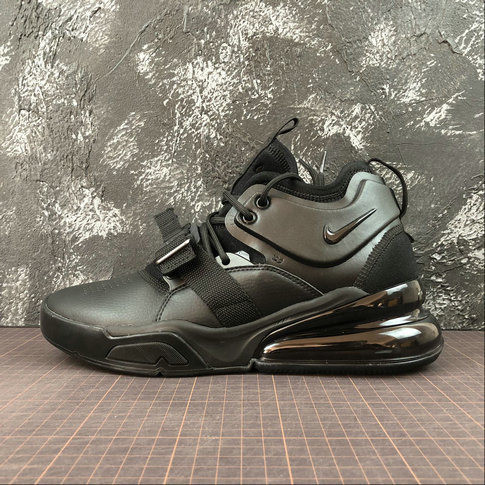 Cheap NIKE AIR FORCE 270 CT16 QS AH6772-010 BLACK NOIR