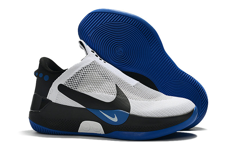 Nike Adapt BB White Royal Blue Black
