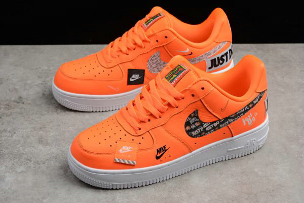Cheap Nike Air Force 1 Low Just Do It Yellow White For Sale