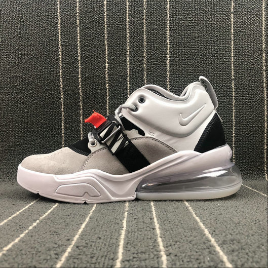 Nike Air Force 270 AH6772-002 Cool Grey Black