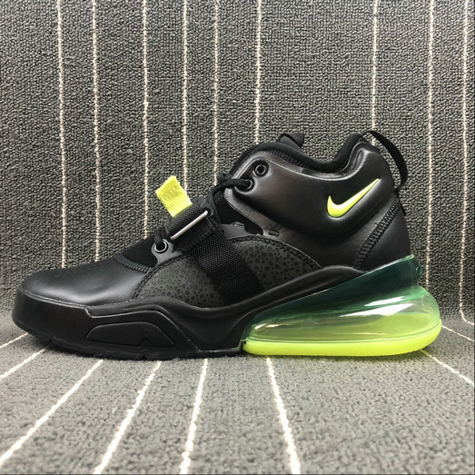 Nike Air Force 270 AH6772-006 Black Green