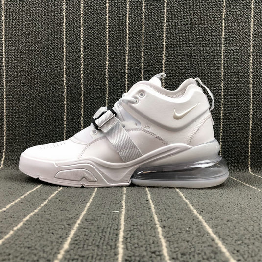 Nike Air Force 270 AH6772-010 All White