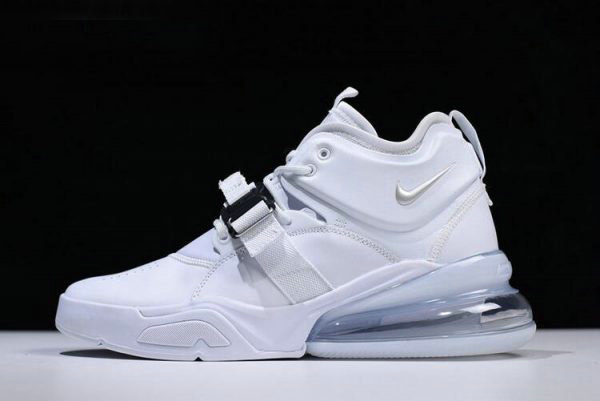 Cheap Nike Air Force 270 White Pure Platinum Mens Size AH6772-010