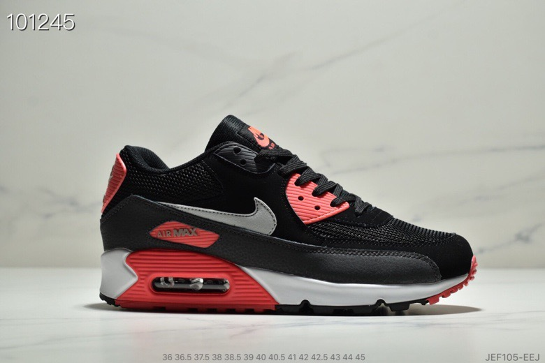 Nike Air Max 90 Black Infrared AJ1285-012
