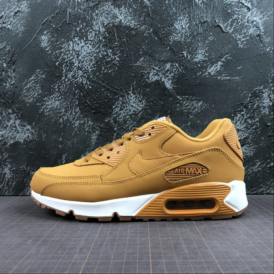 Nike Air Max 90 Essential 881105-200 Wheat Color White Froment Blanc