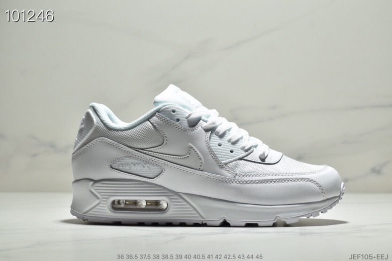 Nike Air Max 90 Essential White-White 537384-111