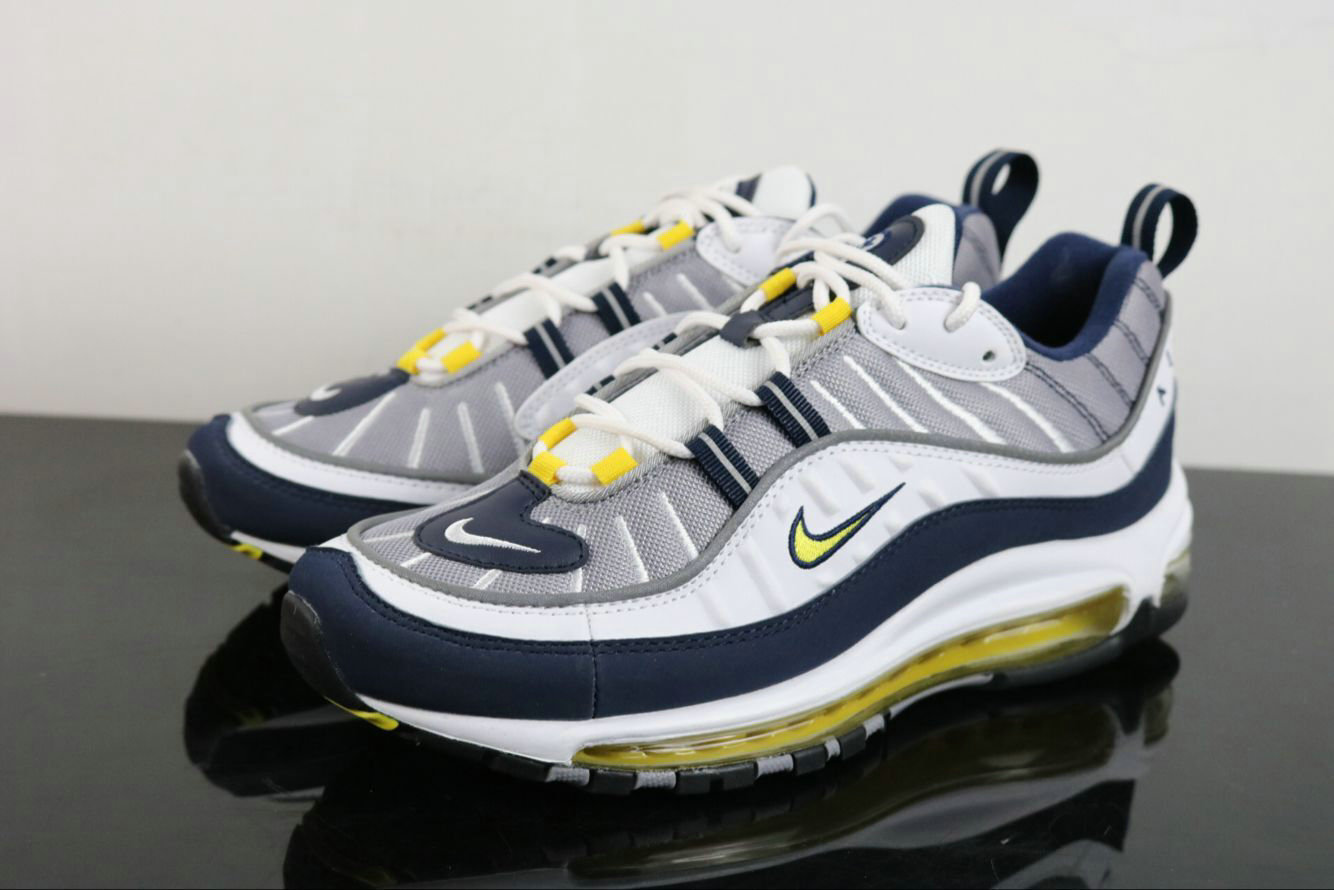 Nike Air Max 98 Tour Yellow Releases January 26th