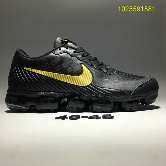 Nike Air Max Cheap Nike Air Max 2018 Leather Yellow Black