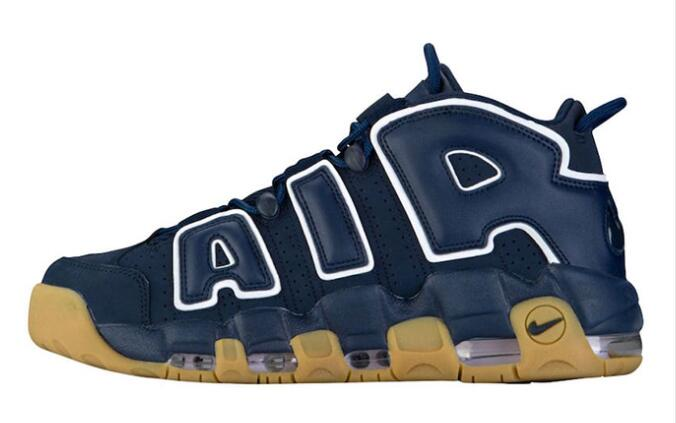 Nike Air More Uptempo Obsidian 2017 For Sale