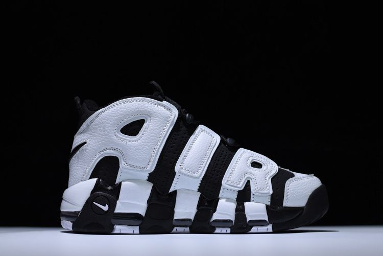 Nike Air More Uptempo QS Doernbecher Freestyle Black White