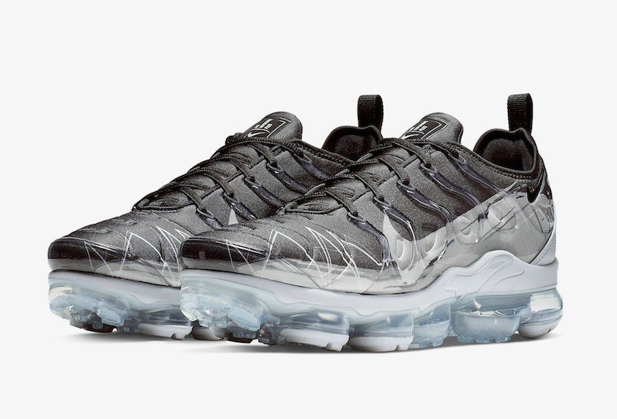 Nike Air VaporMax Plus BV7827-001 Black Wolf Grey