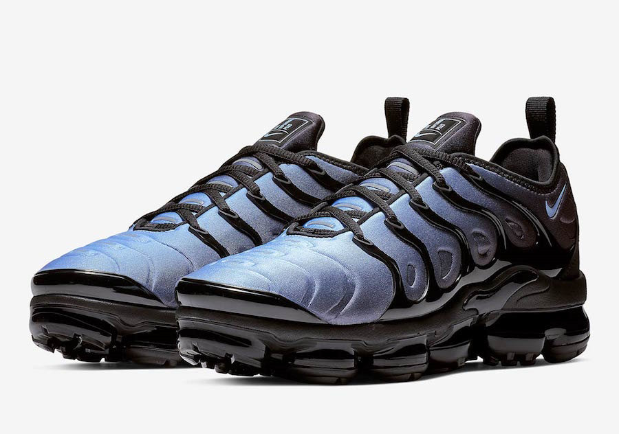Nike Air VaporMax Plus Black Aluminum 924453-018