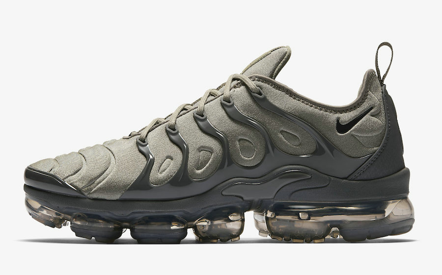 Nike Air VaporMax Plus Dark Stucco White-Dark Grey-Anthracite AT5681-001