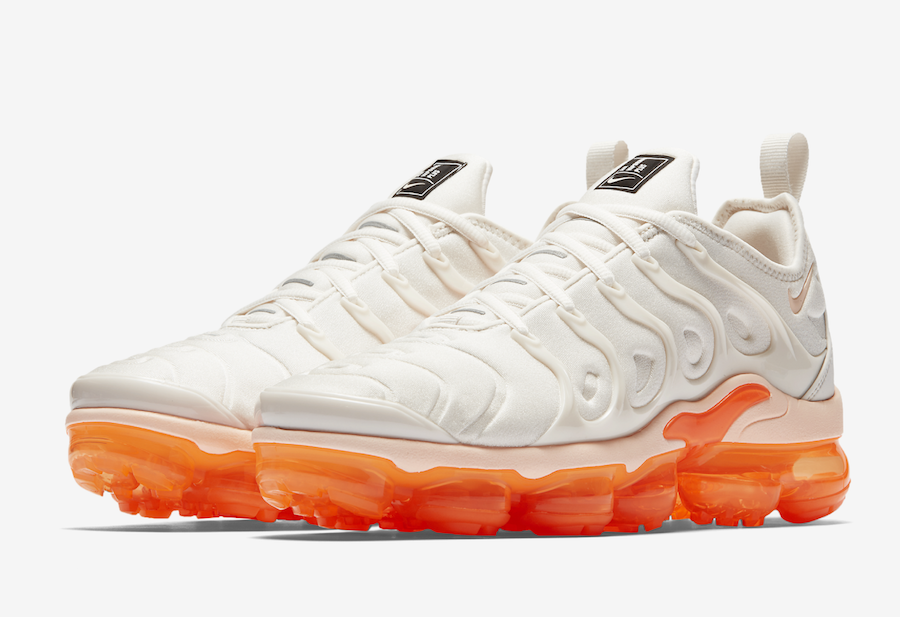 Nike Air VaporMax Plus Phantom Total Orange AO4550-005