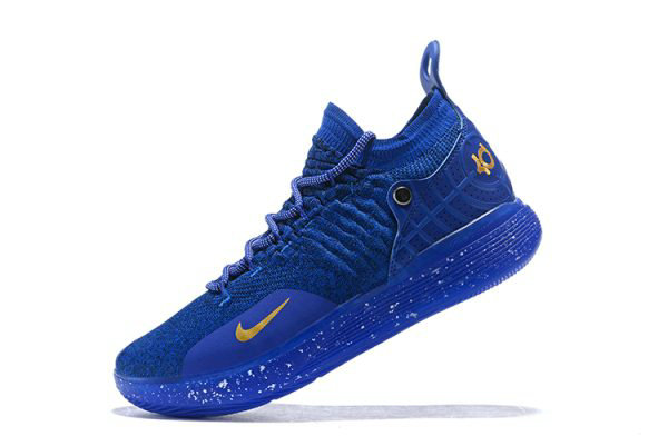Cheap Nike KD 11 Agimat Philippines Dark Blue Gold For Sale