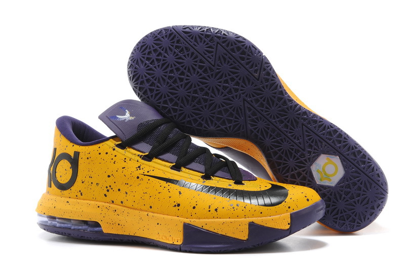 Nike Kevin Durant KD 6 VI Montverde Academy Eagles PE For Sale
