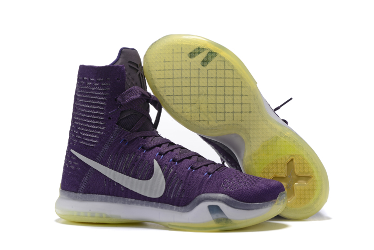Nike Kobe 10 Elite High Team For Sale