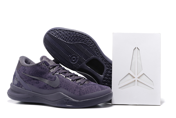 Nike Kobe 8 FTB Black Mamba Dark Raisin Dark Raison For Sale