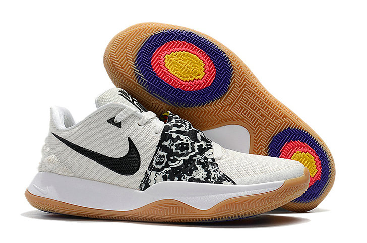Cheap Nike Kyrie Flytrap II Black White