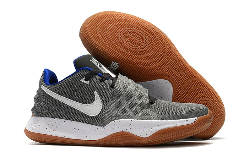 Cheap Nike Kyrie Flytrap II Grey White Wheat