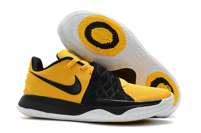Cheap Nike Kyrie Flytrap II Yellow Black White