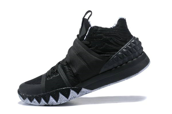 Cheap Nike Kyrie S1 Hybrid Black White Mens Basketball Shoes For Sale