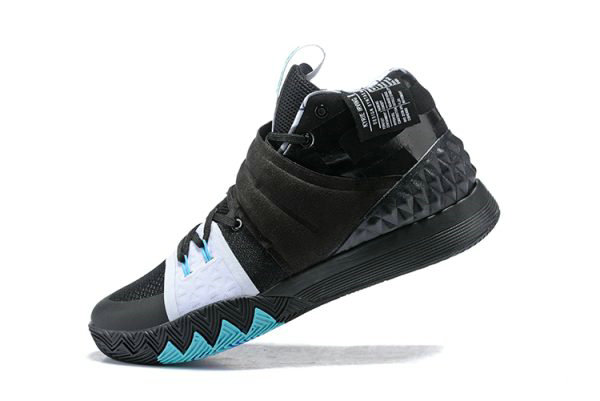 Cheap Nike Kyrie S1 Hybrid Opening Night Black White Blue Free Shipping